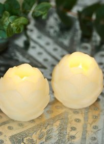 Sirius Helene LED candle 2 pcs