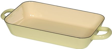 Riess baking dish 29x18cm lemon yellow