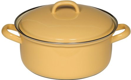 Riess saucepan ø 20cm golden yellow