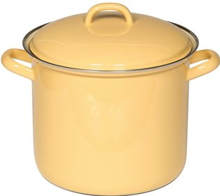 Riess saucepan ø 20cm golden yellow - high