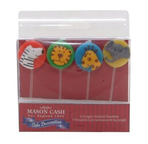 Mason Cash candles jungle