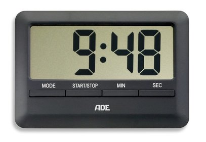 ADE digital kitchen timer