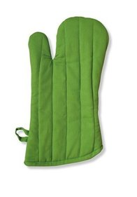 Point-Virgule oven mitt cotton