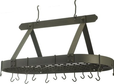 Butler pan rack
