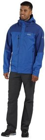 Regatta Cross Penine III Hybrid rain jacket