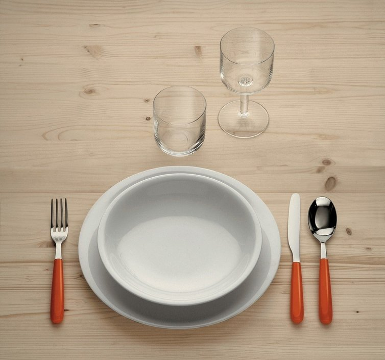 Alessi All-Time dinerbord ø 27cm