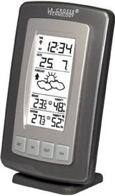 La Crosse WS-7027IT-B-SIL weerstation