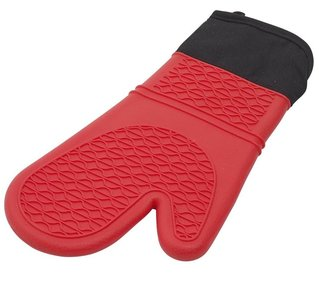 Point-Virgule silicone oven glove