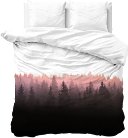 Scent of Nature Virginia Wild Forest duvet cover