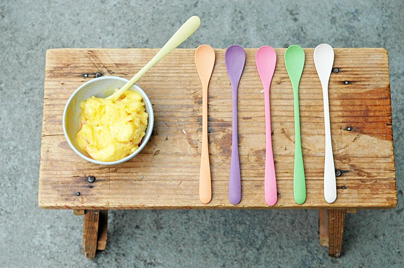 Zuperzozial Sundaes Spoon ice-cream spoon - 6 pieces