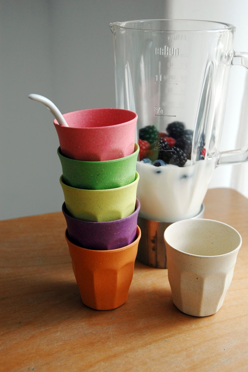 Zuperzozial Cupful of color M cup - 6 pieces