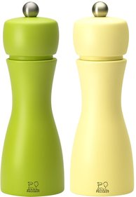 Peugeot Tahiti pepper and salt mill set 15cm