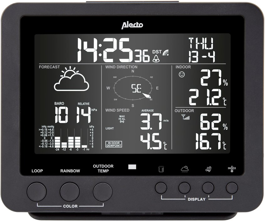 Alecto WS-5300 weerstation