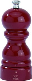 Peugeot Paris Laqué Rouge pepper mill U-select