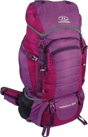 Highlander Expedition 60W backpack