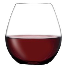 Nude Glass Pure Burgundy wine glass - set of 4