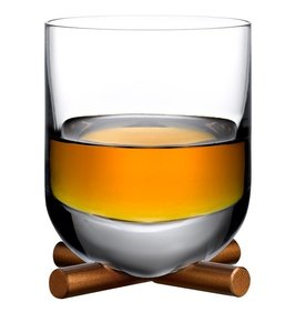 Nude Glass Camp whisky glass