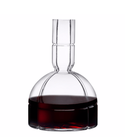 Nude Glass O2 wine carafe