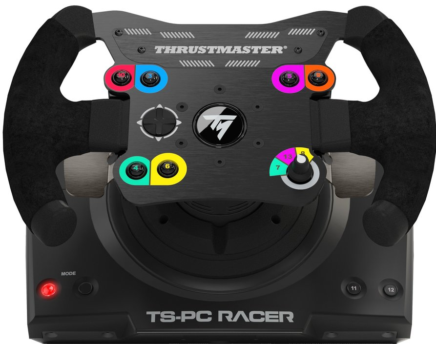 m chten sie thrustmaster ts pc racer racing wheel gaming. Black Bedroom Furniture Sets. Home Design Ideas