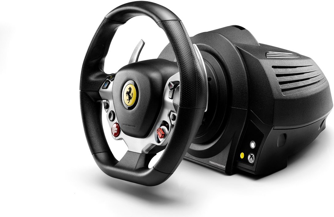 want to buy thrustmaster tx ferrari 458 italia edition. Black Bedroom Furniture Sets. Home Design Ideas