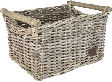 Fastrider Bamboo bicycle basket