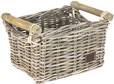 Fastrider Junior Bamboo bicycle basket