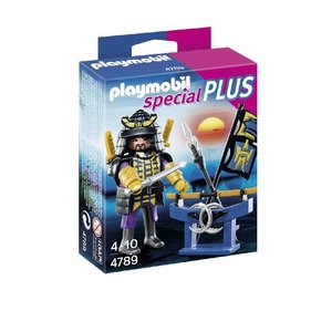 Playmobil Asian warrior 4789