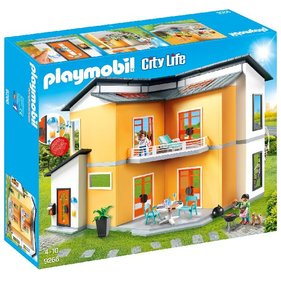 Playmobil Modern House 9266