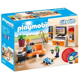 Playmobil Living room 9267