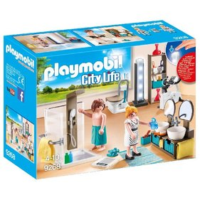Playmobil Bathroom With Shower 9268