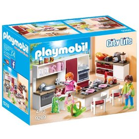Playmobil Living kitchen 9269