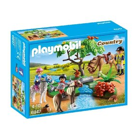 Playmobil Pony-Reitstunde 6947
