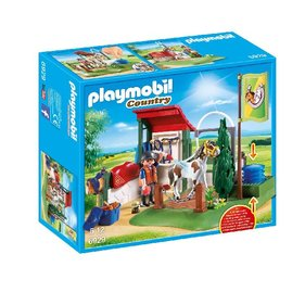 Playmobil Horse washing place 6929