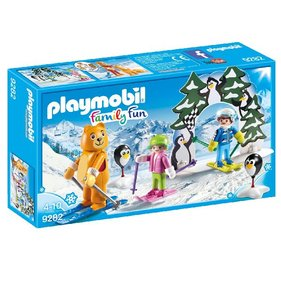 Playmobil Ski School 9282