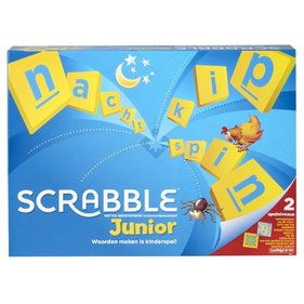 Scrabble Junior bordspel