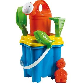 Bucket set  Castle Jr. 7 pieces