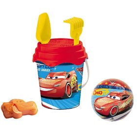 Cars 3 Bucket set 15 Ball 6 pieces