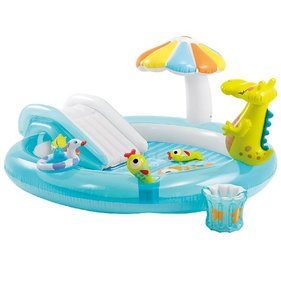 Intex Playcenter Krokodil opblaaszwembad