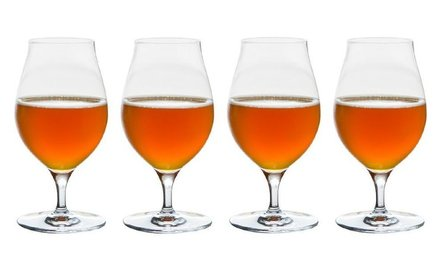 Spiegelau Craft Beer Barrel Verre à bière vieilli - lot de 4
