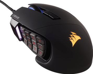 Corsair Scimitar PRO RGB Gaming mouse
