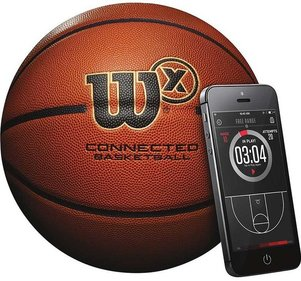 Wilson X 295 Connected Basketball