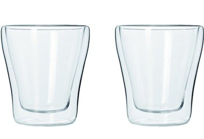 Leonardo Duo double walled espresso glass - set of 2