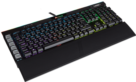 Corsair K95 RGB Platinum Cherry MX Brown Gaming Keyboard