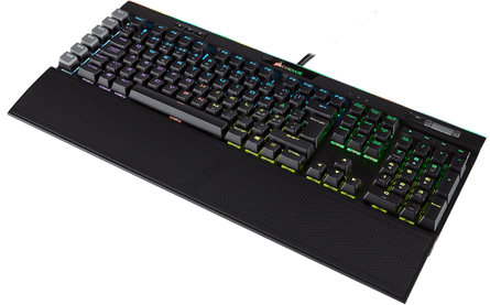 Corsair K95 RGB Platinum Cherry MX Speed ​​Gaming Keyboard
