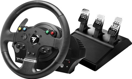 Thrustmaster TMX Pro Force Feedback Racing Wheel Racing Handlebar