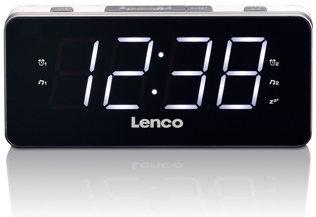 Lenco CR-19 wekkerradio