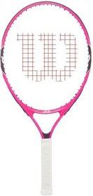 Wilson Burn Pink 23 tennisracket