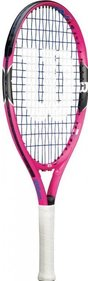 Wilson Burn Pink 21 tennisracket