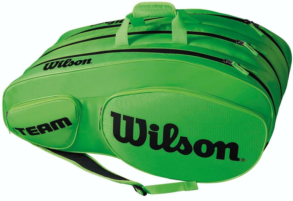 Wilson Team III 12 Pack rackettas