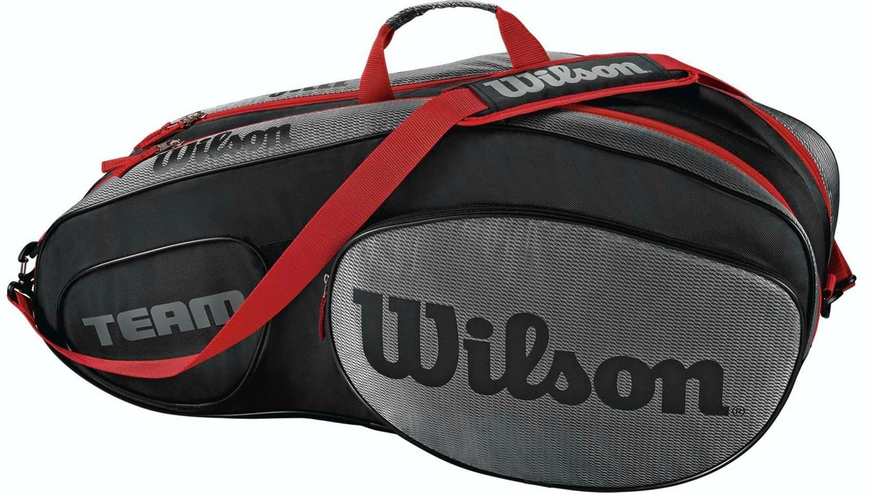 Wilson Team III 3 Pack rackettas